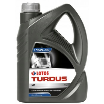 LOTOS TURDUS MD 15W/50 5L